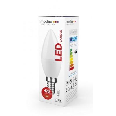 LAMPADINA LED 6 W OLIVA E14 MODEE LUCE A SCELTA