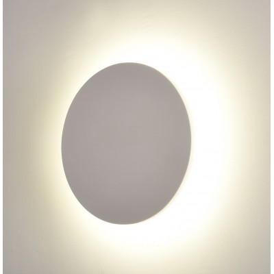 APPLIQUE LAMPADA LED DA MURO CIRCOLARE D. 300 14 W