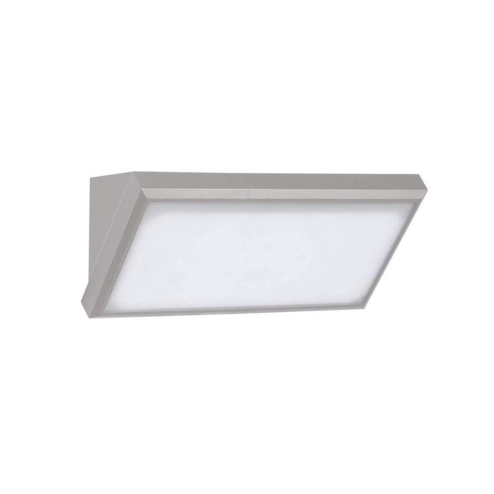 Lampada da esterno a parete alluminio
