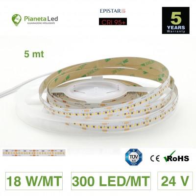 5 METRI STRISCIA 1500 LED...