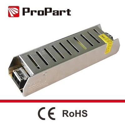 Alimentatore Scatolato Slim IP20 24V 80W 3.3A 160*38*32mm