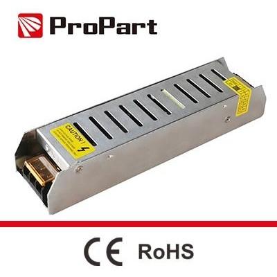 Alimentatore Scatolato Slim IP20 24V 100W 4.16A 188*45*35mm