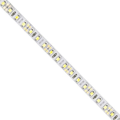 5 METRI STRISCIA 1020 LED 3014 SMD PER INTERNO IP20 12 V DC 18 W/MT