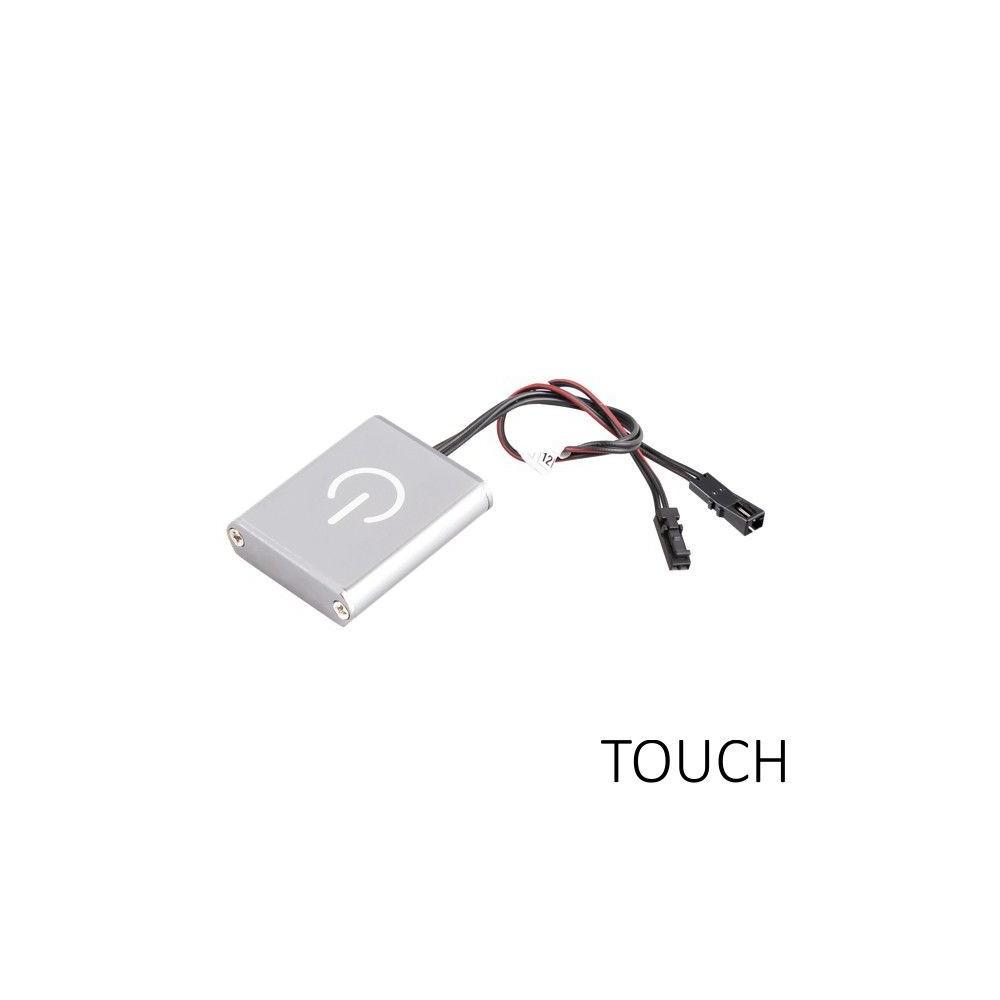 Interruttore e dimmer touch per Led
