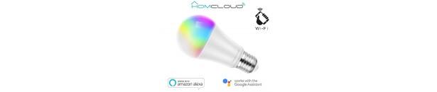 lampadine e faretti smart wifi